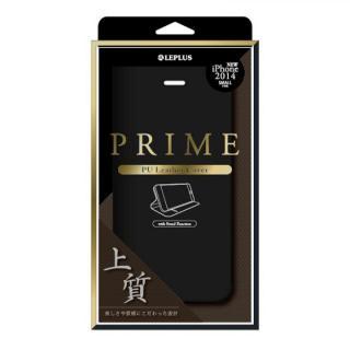 PUレザー手帳型ケース PRIME ブラック iPhone 6ケース
