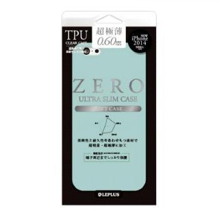 超極薄0.6mm TPUケース ZERO TPU エメラルドグリーン iPhone 6ケース