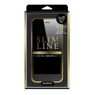 SLIM LINE アルミニウムバンパー ゴールド iPhone 6バンパー