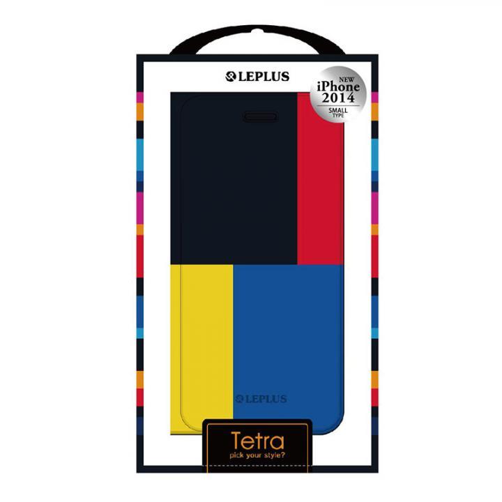 【iPhone6ケース】TETRA デザインPUレザー手帳型ケース パターンC iPhone 6ケース_0