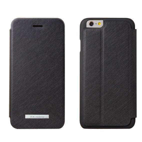 【iPhone6ケース】Viva Sabioコレクション ヘス ブラック iPhone 6ケース_0