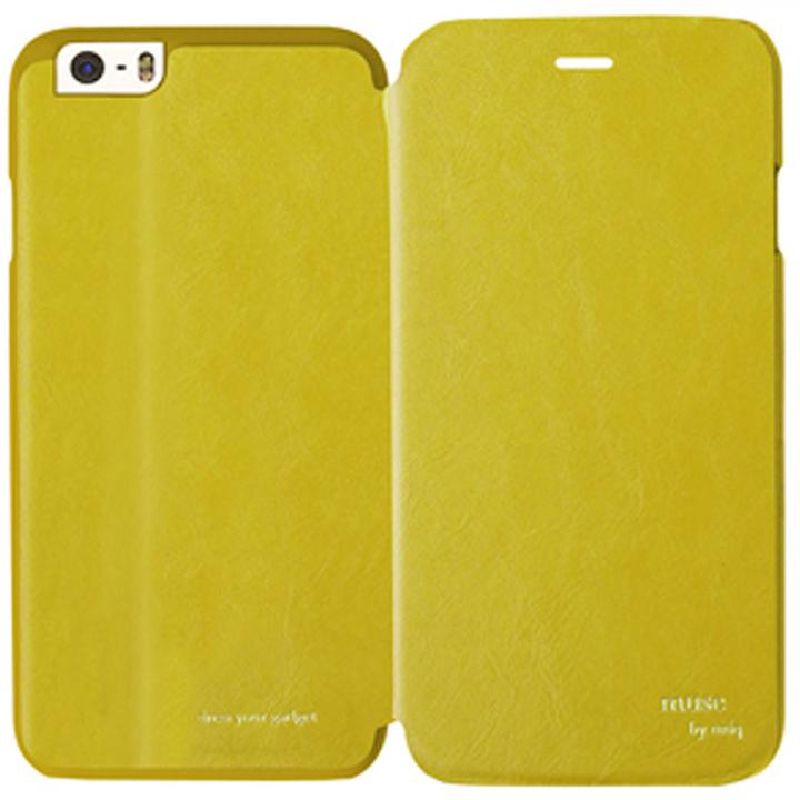 iPhone6 ケース March Mustard Moonrise iPhone 6ケース_0