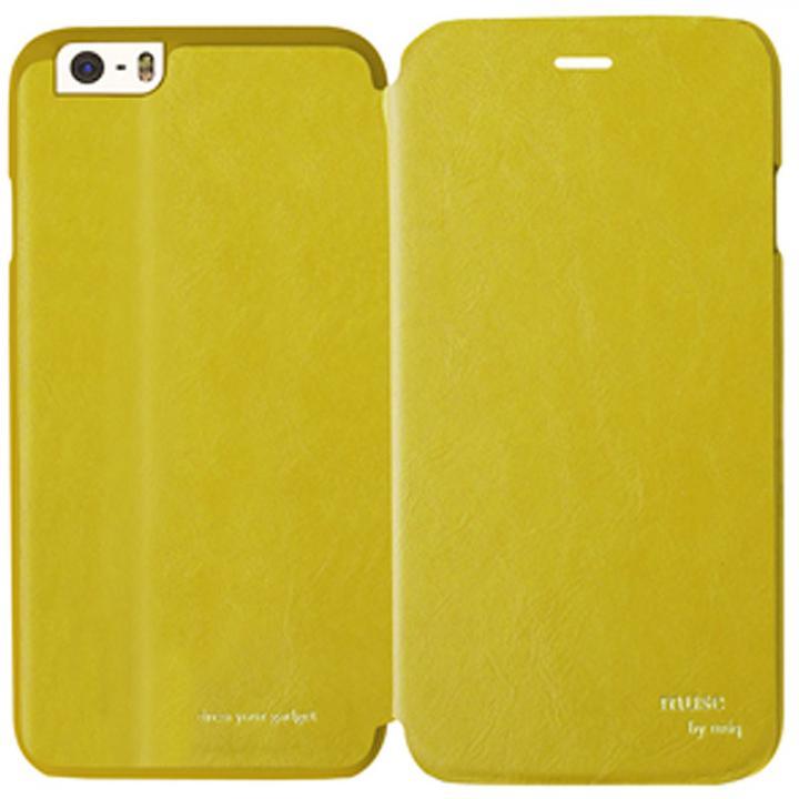 March Mustard Moonrise iPhone 6ケース