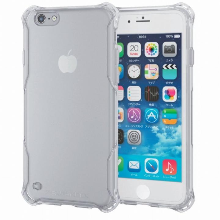 iPhone6s ケース 耐衝撃ケース ZEROSHOCK クリア iPhone 6s_0