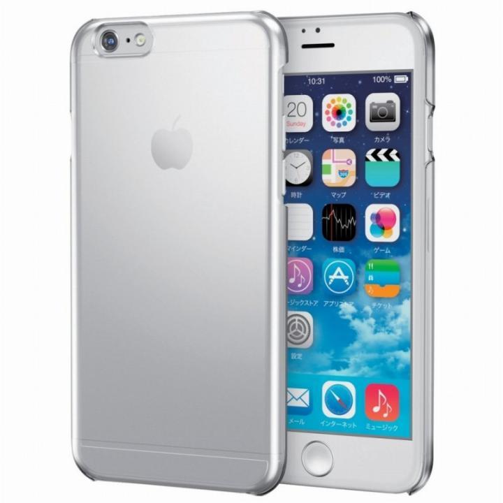 ユーピロンクリアハードケース クリア iPhone 6s