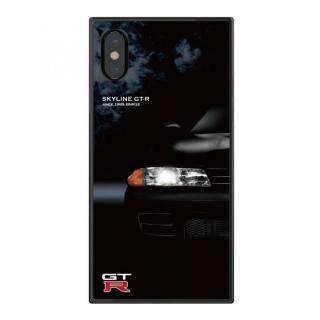 【iPhone Xケース】日産(NISSAN) GT-R スクエア型 R32 iPhone X