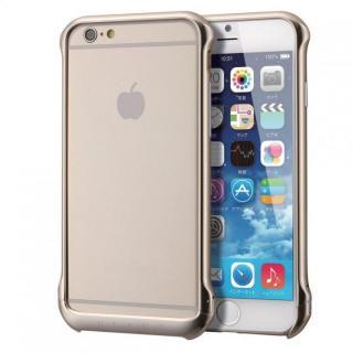 ボルトレス アルミバンパー ゴールド iPhone 6s