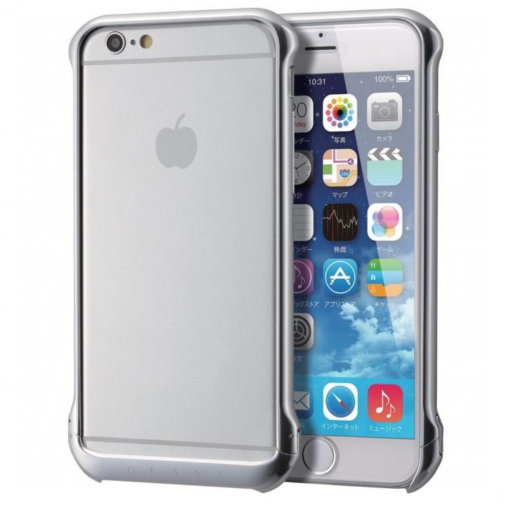 【iPhone6sケース】ボルトレス アルミバンパー シルバー iPhone 6s_0