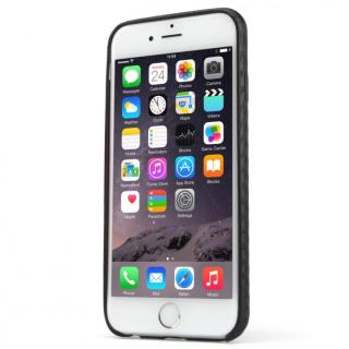 【iPhone6sケース】TUNEWEAR CarbonLook ブラック iPhone 6s/6_2