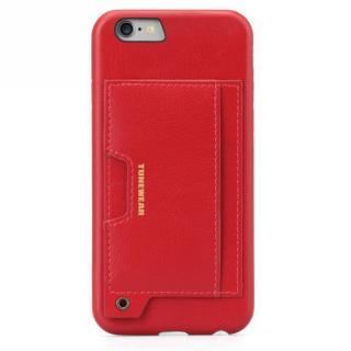 TUNEWEAR TUNECOCOON v2 PUレザーケース レッド iPhone 6s/6