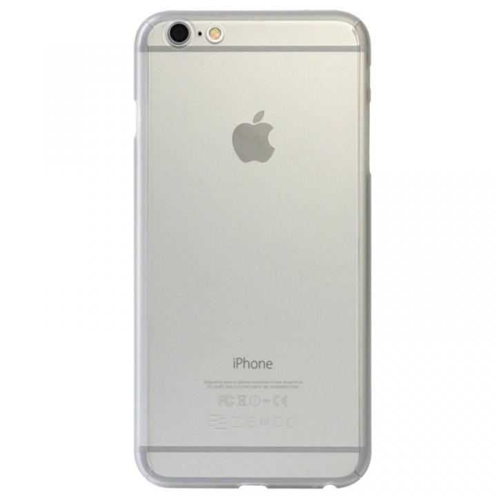 【iPhone6s Plusケース】極薄ハードケース ZENDO Nano Skin クリアマット iPhone 6s Plus_0
