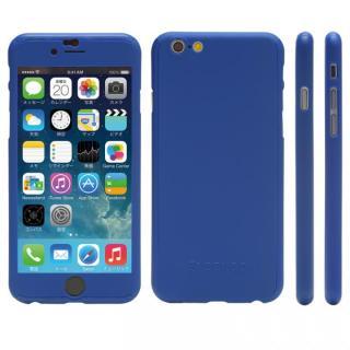極薄ハードケース ZENDO Nano Skin ブルー iPhone 6s