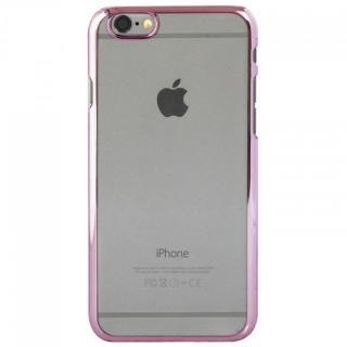 クリアハードケース EDGEi ピンクゴールド iPhone 6s