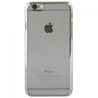 クリアハードケース EDGEi シルバー iPhone 6s