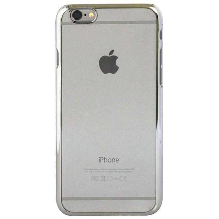 iPhone6s Plus ケース クリアハードケース EDGEi シルバー iPhone 6s Plus_0