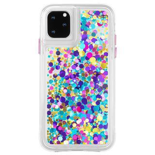iPhone 11 Pro ケース Case-Mate グリッターケース Confetti iPhone 11 Pro