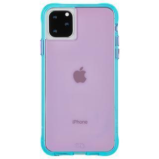 iPhone 11 Pro Max ケース Case-Mate タフケース Neon Purple/Turquoise iPhone 11 Pro Max【12月上旬】