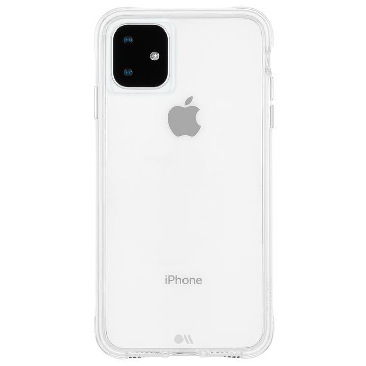 Case-Mate タフケース Clear iPhone 11【9月中旬】_0