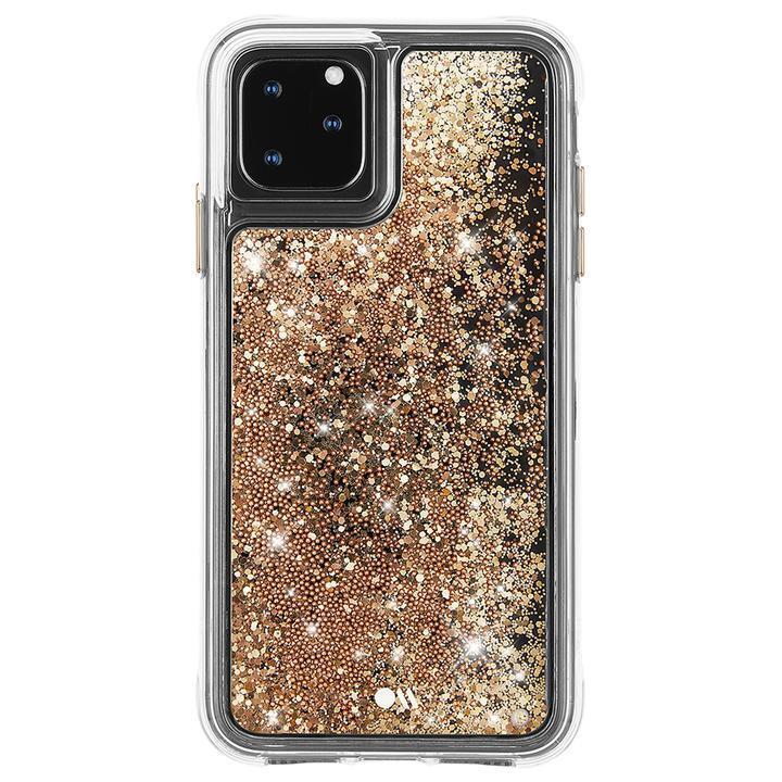 Case-Mate グリッターケース Gold iPhone 11 Pro Max【9月中旬】_0