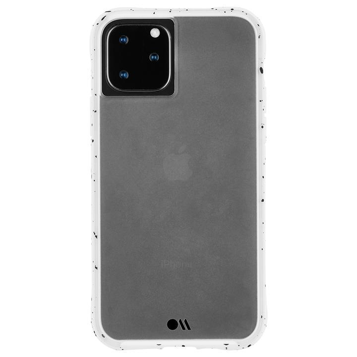 iPhone 11 Pro Max ケース Case-Mate タフケース Speckled White iPhone 11 Pro Max_0