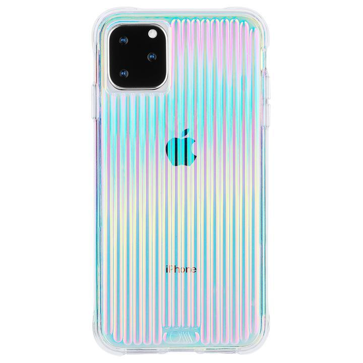 iPhone 11 Pro Max ケース Case-Mate タフケース Groove Iridescent iPhone 11 Pro Max_0