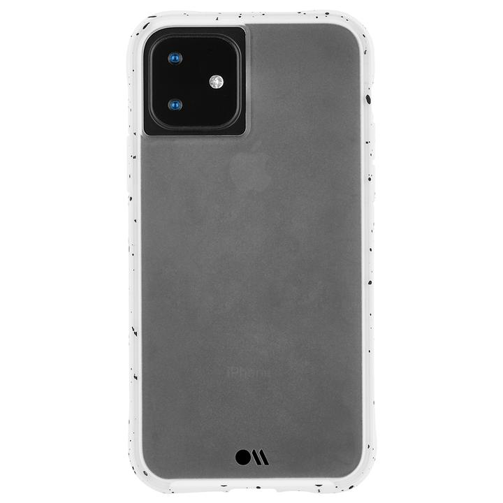 iPhone 11 ケース Case-Mate タフケース Speckled White iPhone 11_0