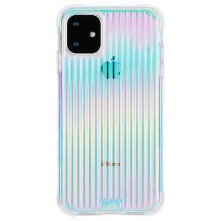 iPhone 11 ケース Case-Mate タフケース Groove Iridescent iPhone 11【9月中旬】