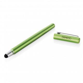 書き心地滑らか Bamboo Stylus solo 3rd generation タッチペン グリーン