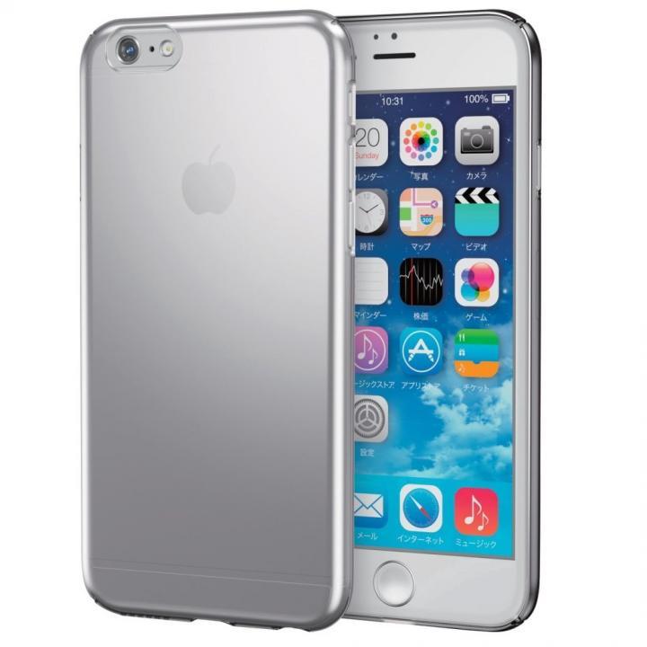 【iPhone6sケース】極薄ハードケース ブラック iPhone 6s_0