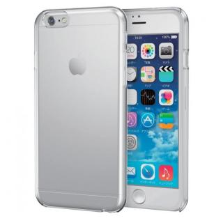 フレックスシェルケース クリア iPhone 6s