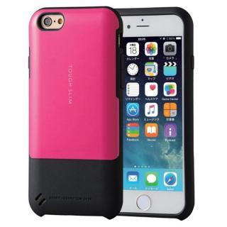 TOUGH SLIM  耐衝撃ケース ピンク iPhone 6s