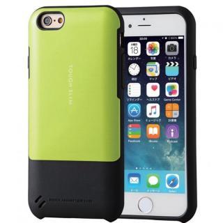 TOUGH SLIM  耐衝撃ケース グリーン iPhone 6s