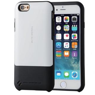 TOUGH SLIM  耐衝撃ケース ホワイト iPhone 6s