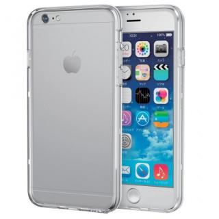 ハイブリッドバンパー クリア iPhone 6s