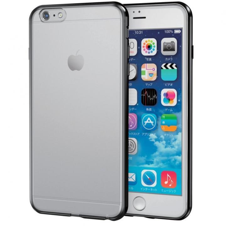 ハイブリッドケース ブラック iPhone 6s Plus