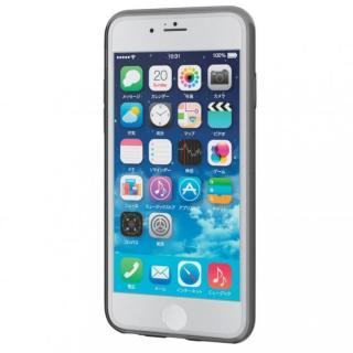 【iPhone6sケース】薄型クリアソフトケース クリアブラック iPhone 6s_2