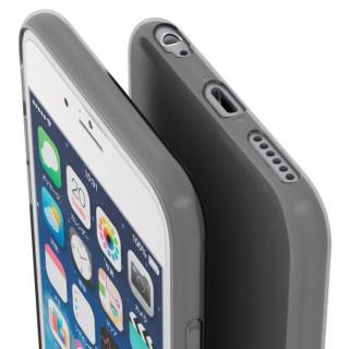 【iPhone6sケース】薄型クリアソフトケース クリアブラック iPhone 6s_4