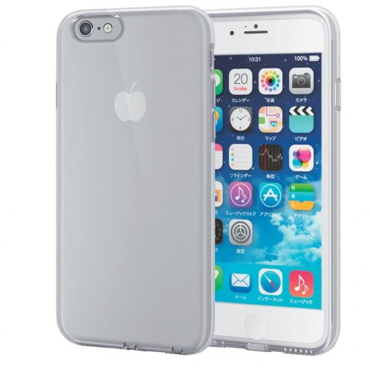 TPUケース 極み クリア iPhone 6s