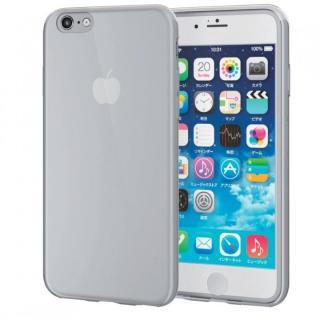薄型クリアソフトケース クリア iPhone 6s