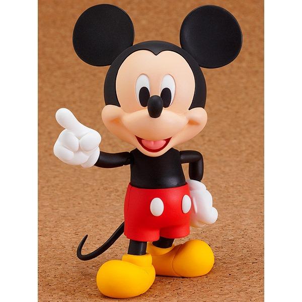 ディズニー ねんどろいど ミッキーマウス