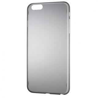 【iPhone6s Plusケース】ウルトラスリムハードケース ブラック iPhone 6s Plus_1