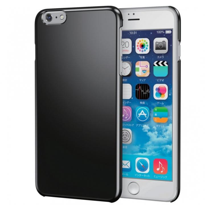 【iPhone6s Plusケース】スリムハードケース ブラック iPhone 6s Plus_0