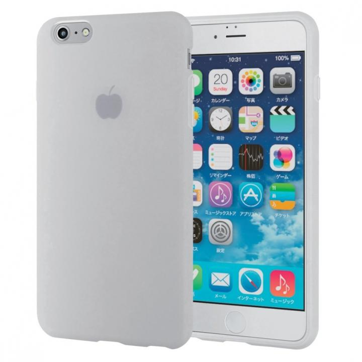 シリコンケース クリア iPhone 6s Plus