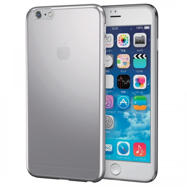【iPhone6s Plusケース】スリムハードケース 極み ブラック iPhone 6s Plus_0