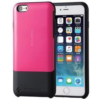 TOUGH SLIM  耐衝撃ケース ピンク iPhone 6s Plus