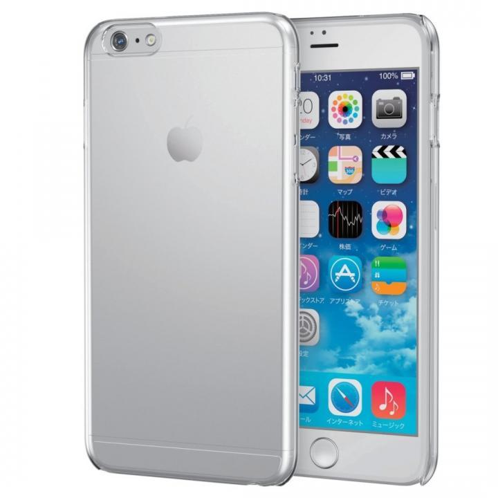 【iPhone6s Plusケース】フレックスシェルケース クリア iPhone 6s Plus_0