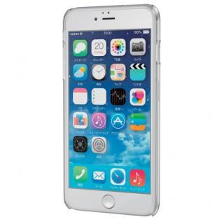 【iPhone6s Plusケース】フレックスシェルケース クリア iPhone 6s Plus_2