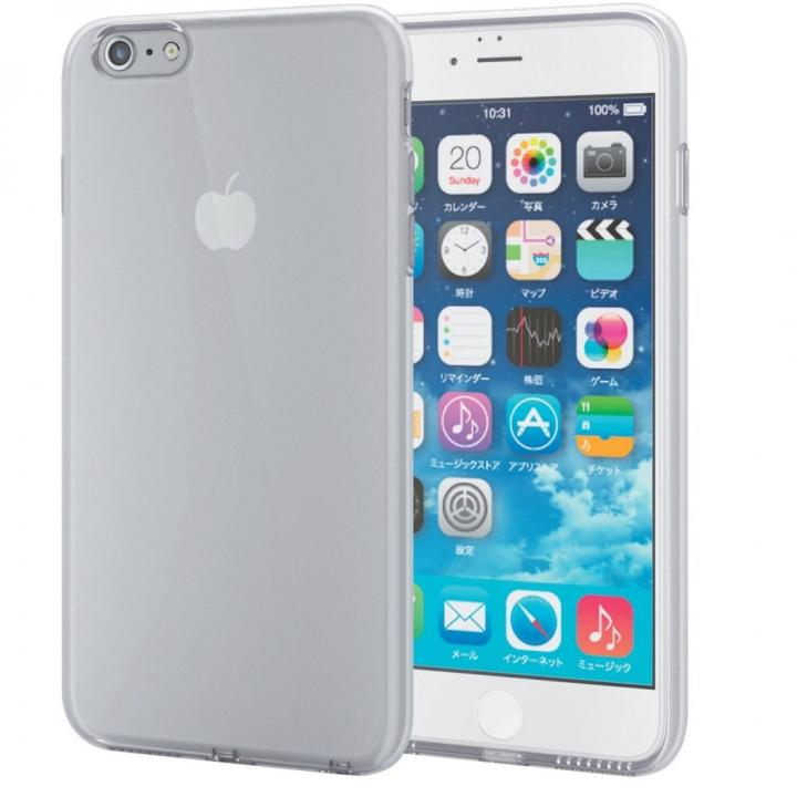 【iPhone6s Plusケース】薄型ソフトケース 極み クリア iPhone 6s Plus_0