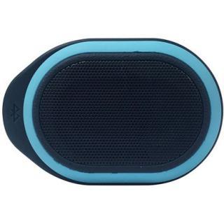 Bluetooth対応 防水ポータブルスピーカー ブルー