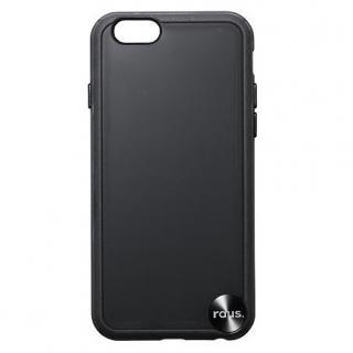 ハードケース+ソフトバンパー ラウズ ブラック iPhone 6ケース